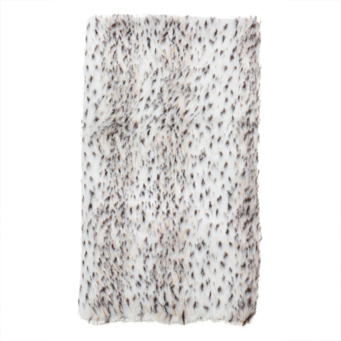 "Occasion Gallery Multi Faux Fur Decorative Cozy Throw Blanket,  50"" X 60"" 100% Acrylic (1 piece)"