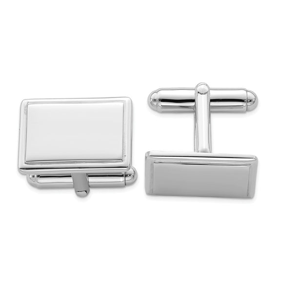 Occasion Gallery, Men's Accessories, 925 Sterling Silver Cuff Links