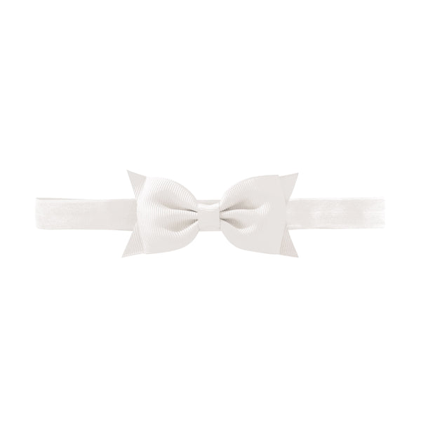 HAARBAND DOUBLE BOWTIE BOW