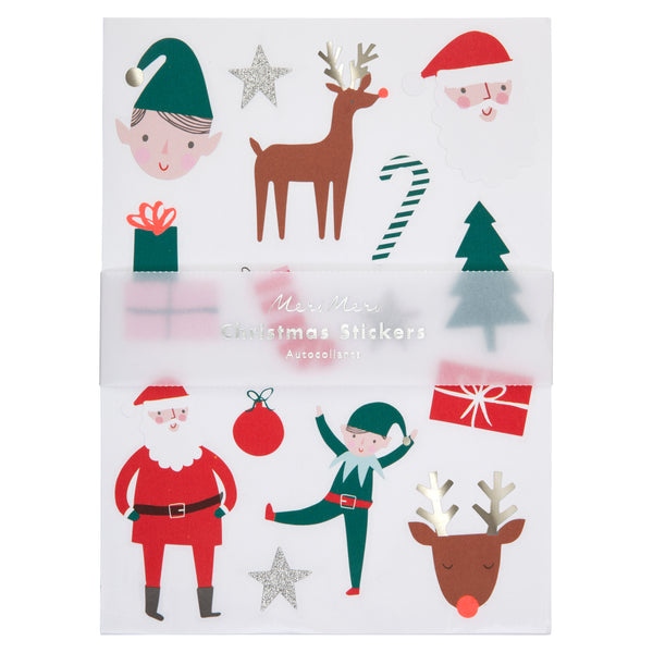FESTIVE ICONS STICKER SHEETS