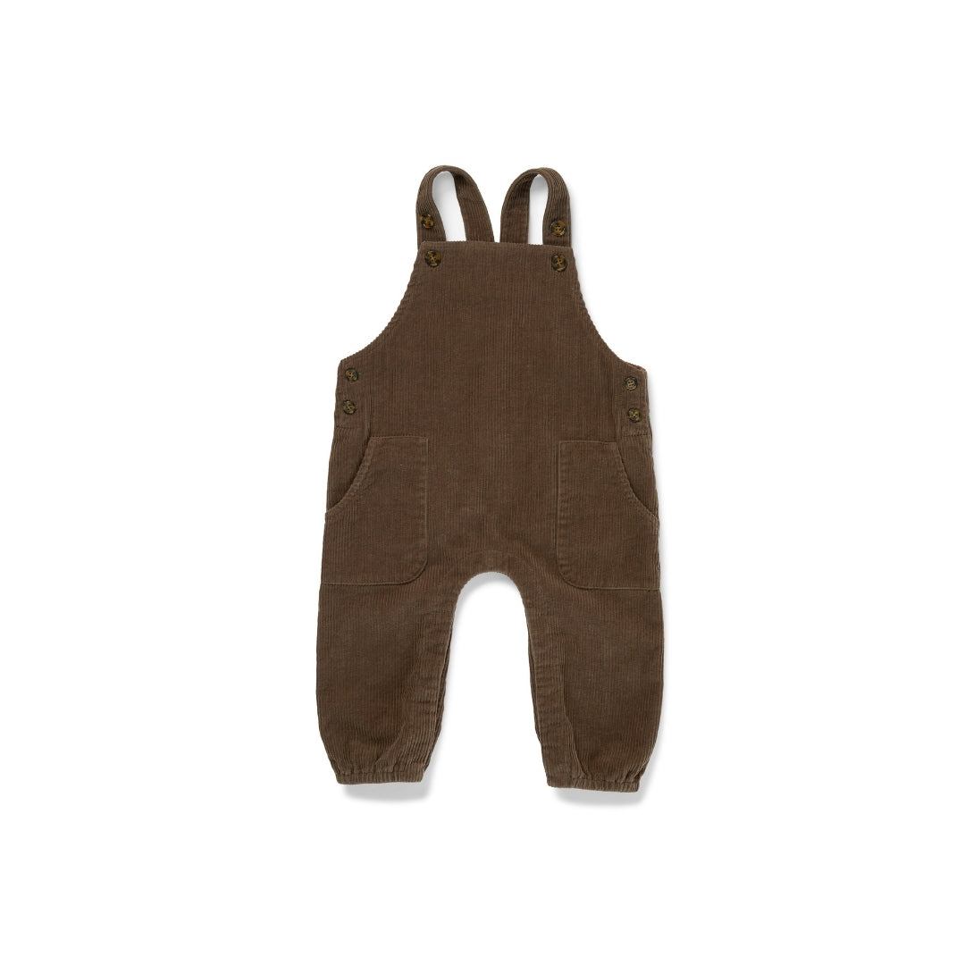 SPENCER OVERALL WALNUT