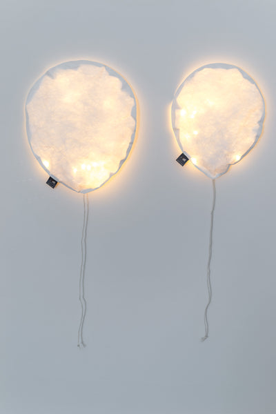 SALE - WANDLICHT LUFTBALLON NIGHT WALK KOLLEKTION WEISS