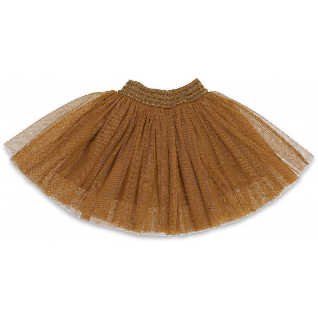 BALLERINA SKIRT DEUX DARK HONEY