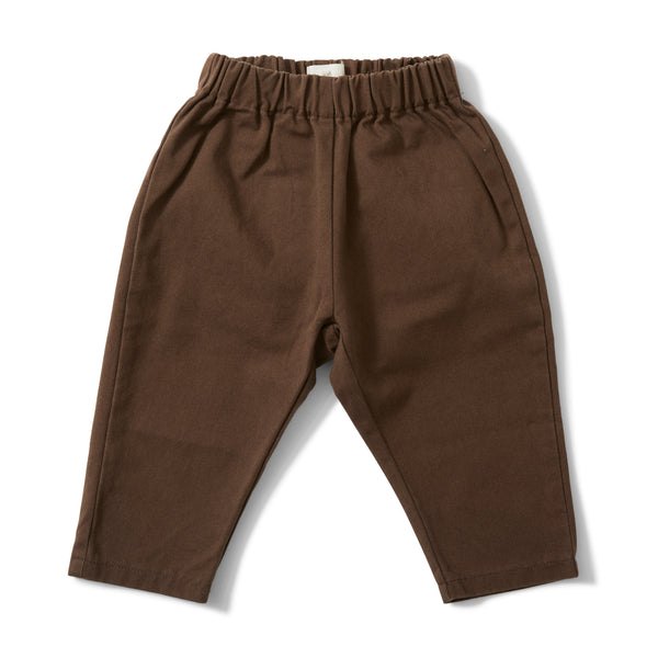 ADINE PANTS WALNUT