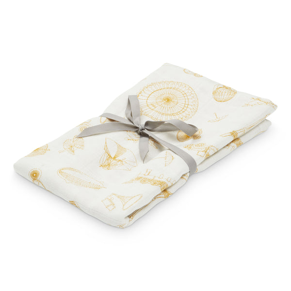 SWADDLE MUSLIN PRINTED INVENTIONS