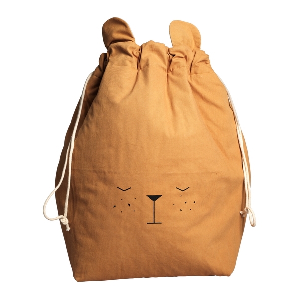 STORAGE BAG BEAR OCHRE