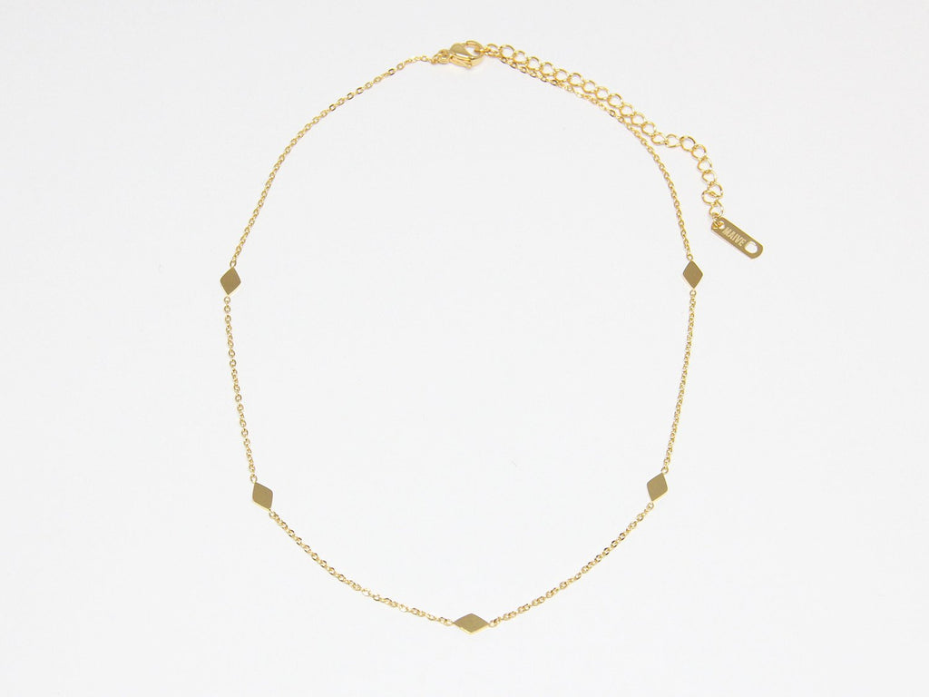 SALE - MAIVE - FIVE DIAMOND CHOKER