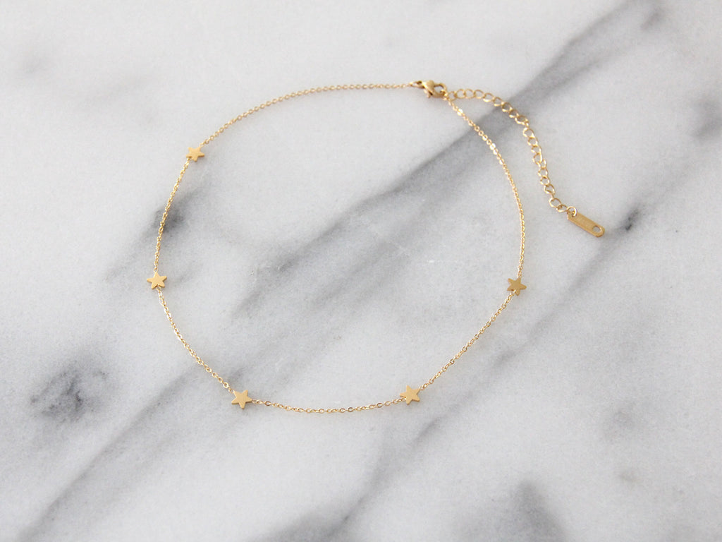 SALE - MAIVE - FIVE STAR CHOKER