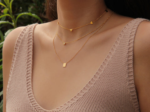 SALE - MAIVE - FIVE HEART CHOKER