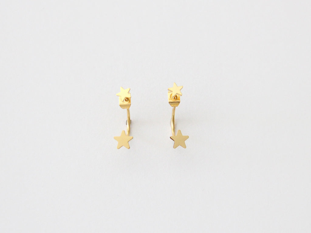 SALE - MAIVE - SINGLE STAR EAR JACKETS