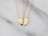 MAIVE - SISTERS FROM ANOTHER MISTER FRIENDSHIP NECKLACE SET