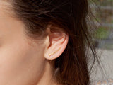 Triangle Ear Climbers