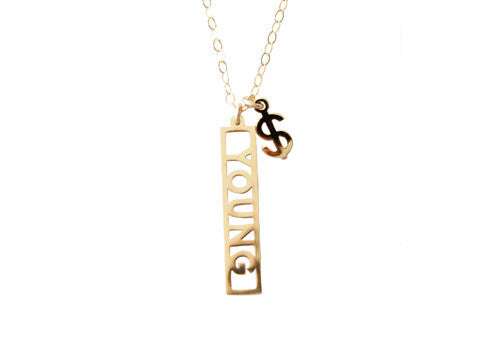 YOUNG MONEY NECKLACE