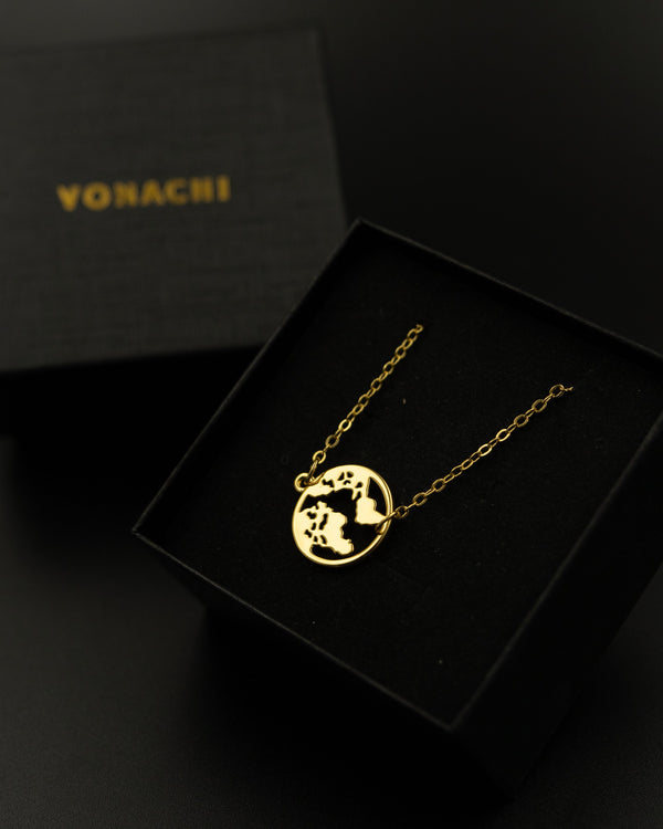 Vonachi™ Earth Choker Necklace