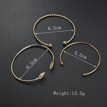 Load image into Gallery viewer, Aeries Bangle Set
