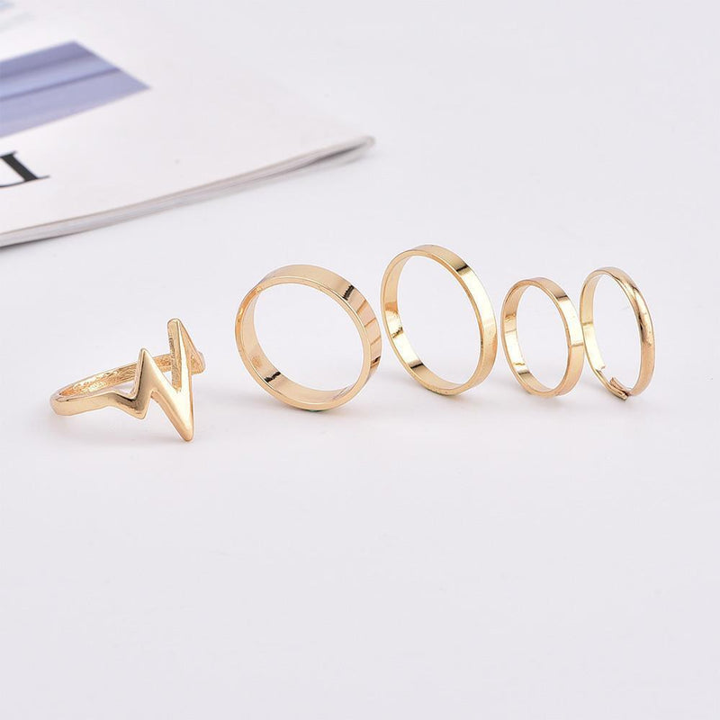 Vonachi™ Constance Ring Set