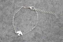 Load image into Gallery viewer, Dove Charm Bracelet