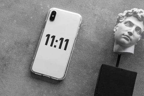 11:11 iPhone + Samsung Tough Cases - Reality Hacker Co.