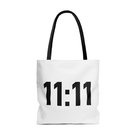 11:11 TOTE BAG - Reality Hacker Co.