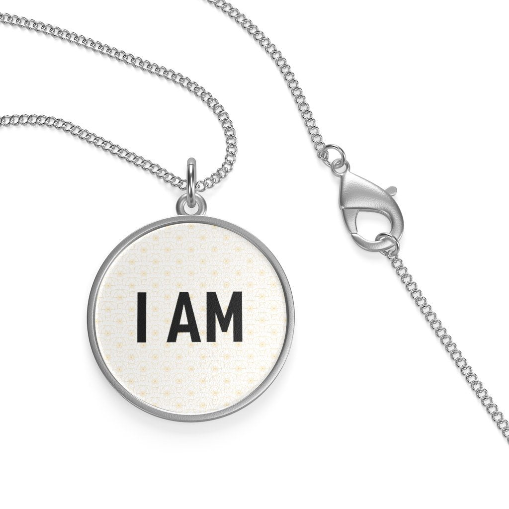 I AM - Infinity Eye Single Loop Necklace - Reality Hacker Co.