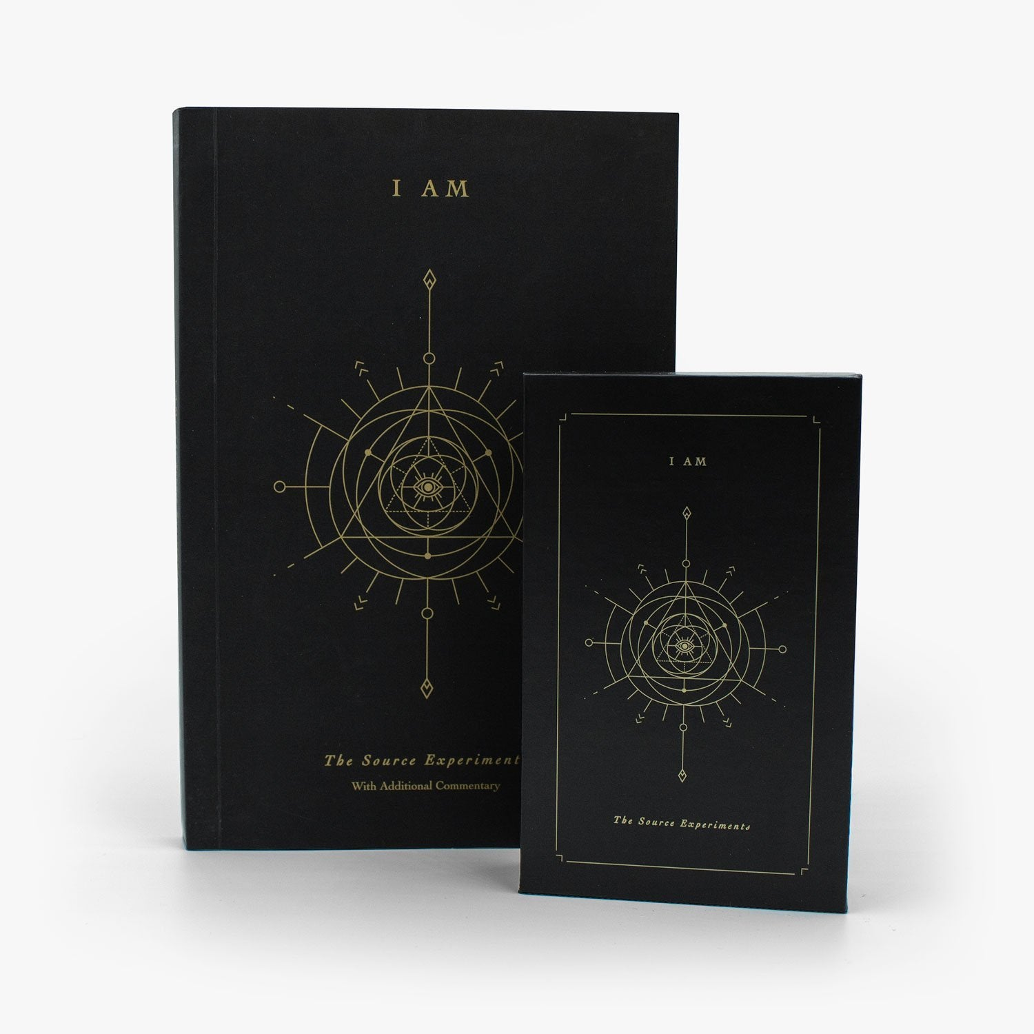 I Am: The Source Experiments Card Deck - Reality Hacker Co.