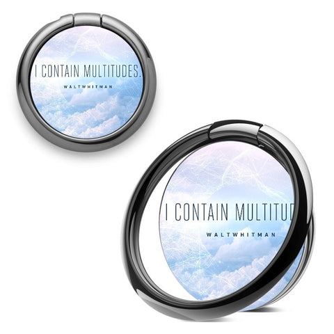 I CONTAIN MULTITUDES - Custom Phone Grip - Reality Hacker Co.