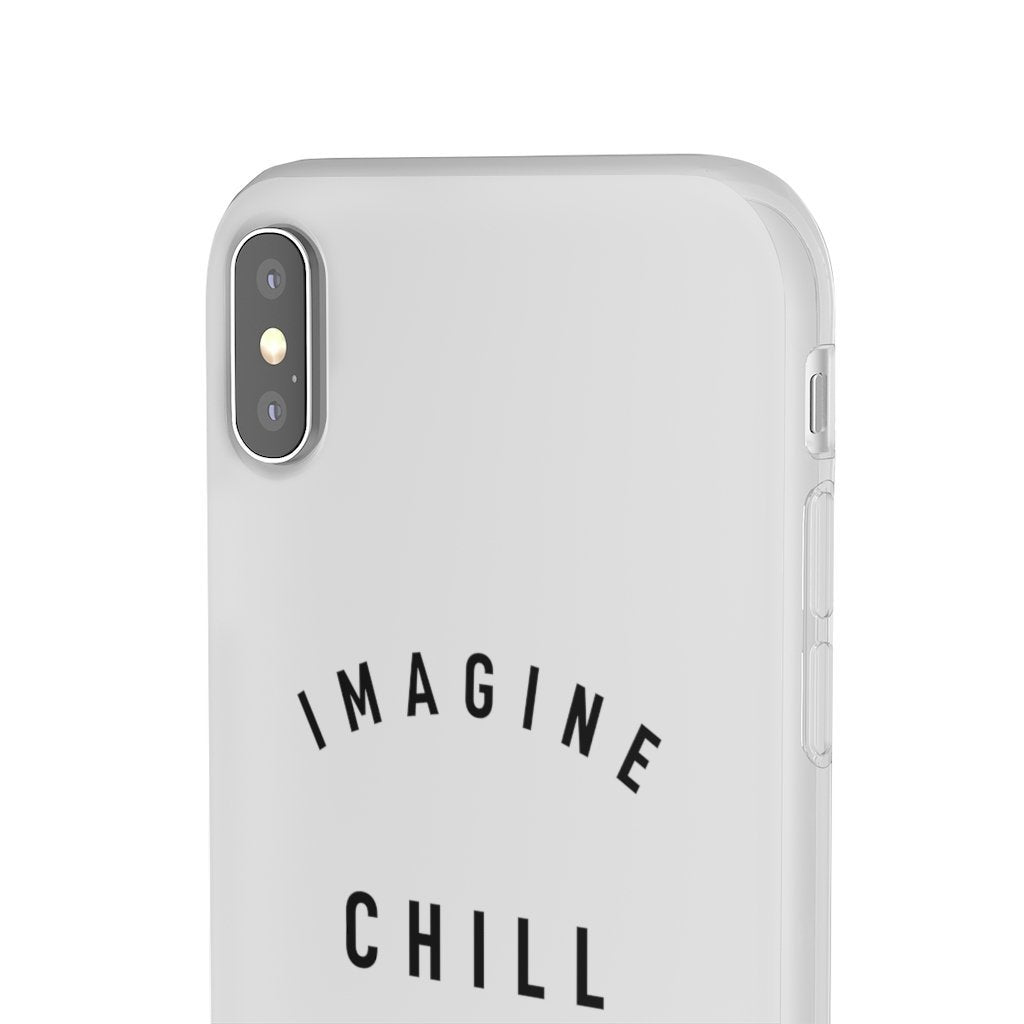 IMAGINE MANIFEST CHILL Flexi Cases - Reality Hacker Co.