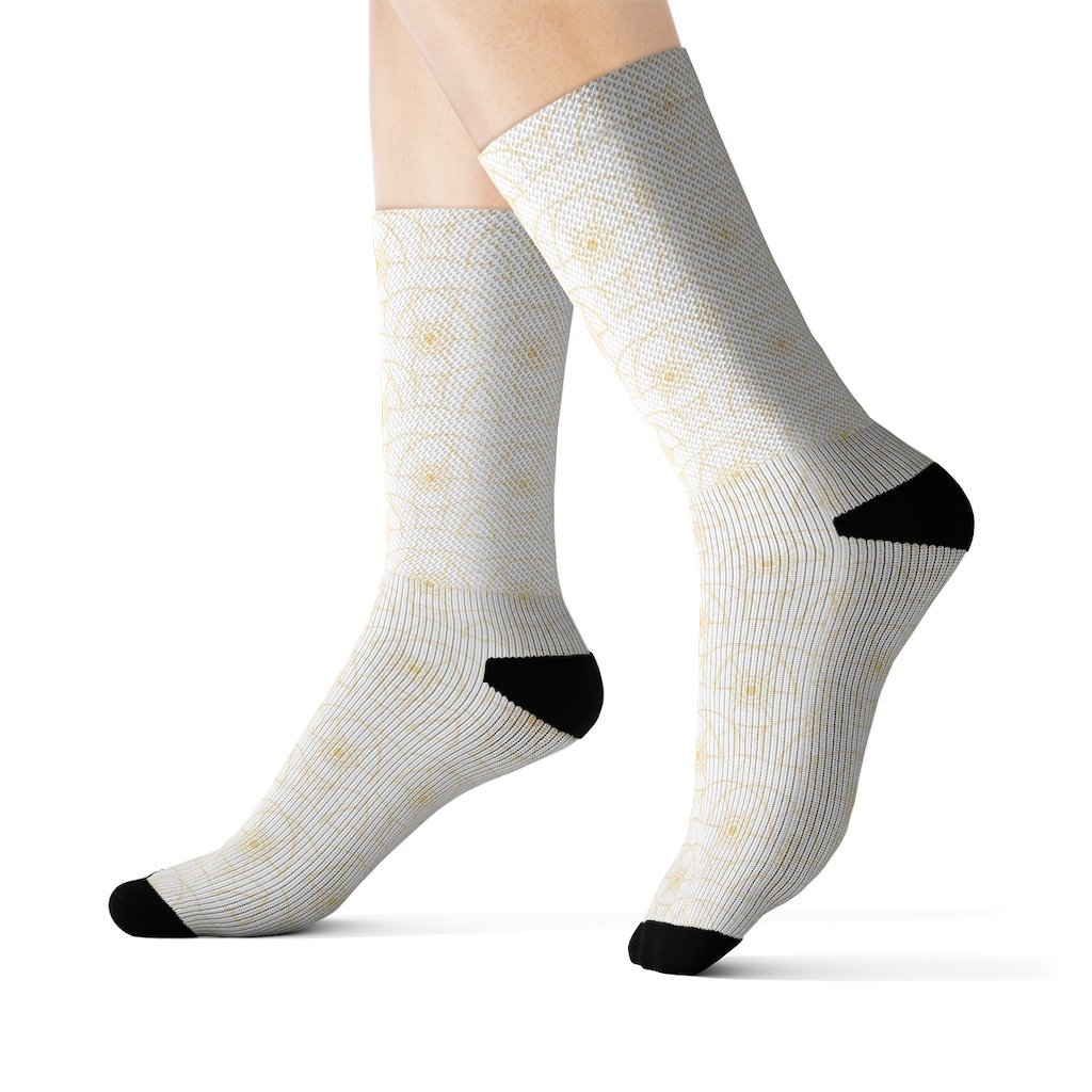 INFINITY EYE Sublimation Socks - Reality Hacker Co.