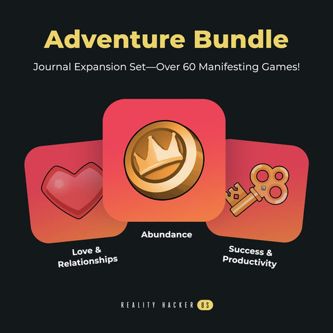 Reality Hacker OS – Adventure Bundle - Reality Hacker Co.