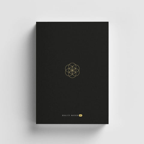 Reality Hacker OS Journal—Hardcover - Reality Hacker Co.