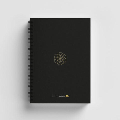 Reality Hacker OS Journal—Spiral Bound - Reality Hacker Co.