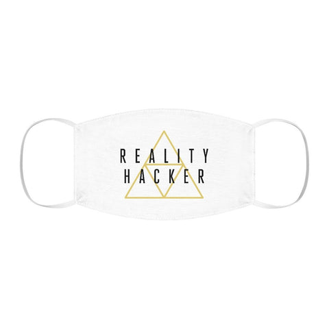 Reality Hacker Snug-Fit Polyester Face Mask - Reality Hacker Co.