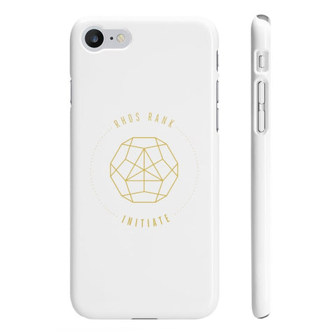 RHOS Rank: Initiate – Collectible Phone Case - Reality Hacker Co.