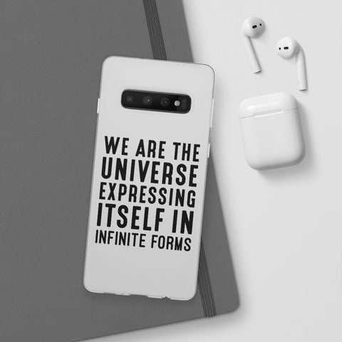 WE ARE THE UNIVERSE Flexi Cases - Reality Hacker Co.