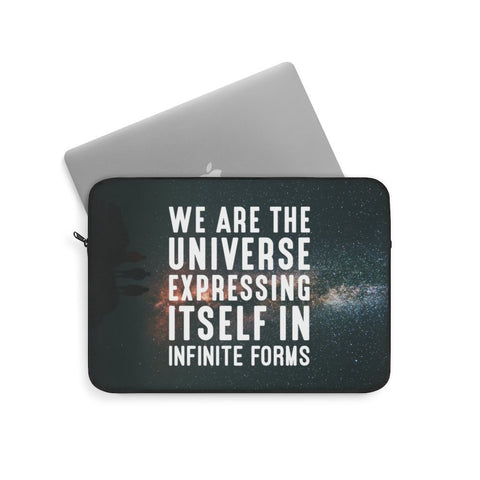 WE ARE THE UNIVERSE Laptop Sleeve - Reality Hacker Co.