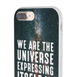 WE ARE THE UNIVERSE (STARS) Flexi Cases - Reality Hacker Co.