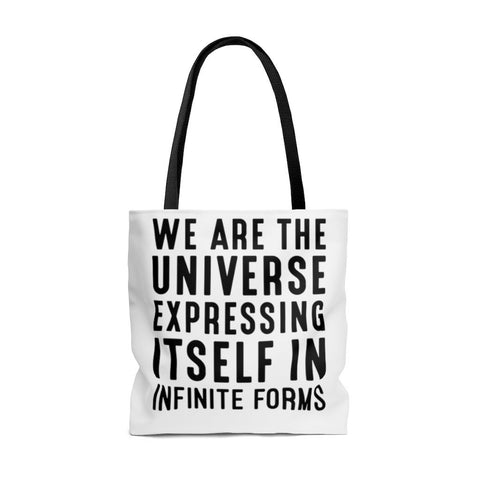 WE ARE THE UNIVERSE Tote Bag - Reality Hacker Co.
