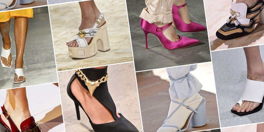 The Top Shoe Trends of 2020—And How to Wear Them