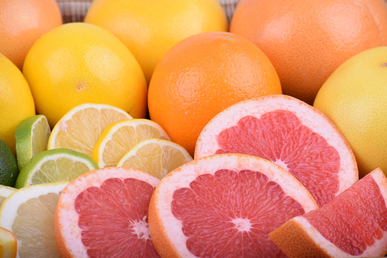 Pomelo Vs. Grapefruit