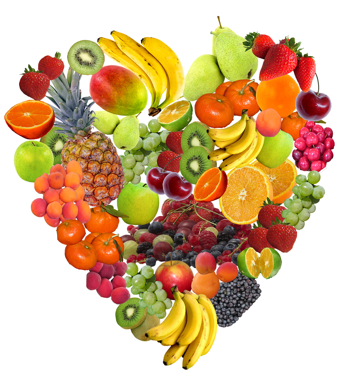 Fruits That Make Your Heart Happy (And Healthy!)