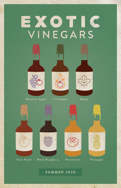 Exotic Vinegars