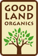 Good Land Organics Logo