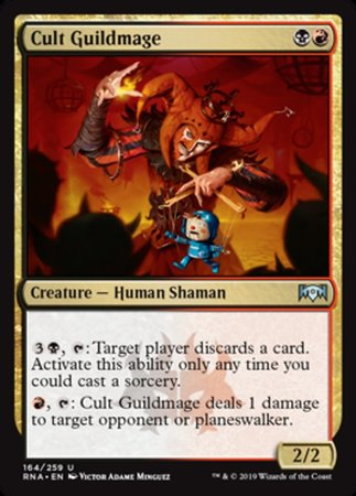 Cult Guildmage [Ravnica Allegiance] | Darkhold Games