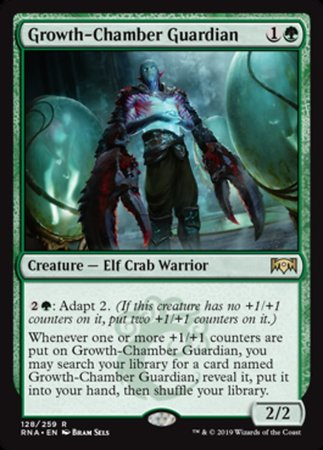 Growth-Chamber Guardian [Ravnica Allegiance] | Darkhold Games