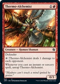 Thermo-Alchemist [Jumpstart] | Darkhold Games