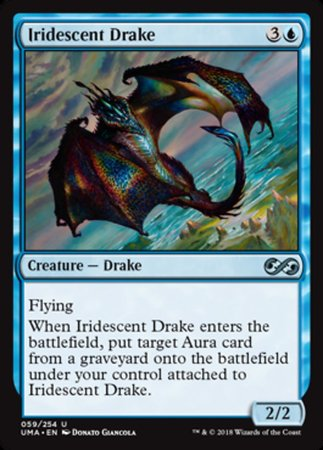Iridescent Drake [Ultimate Masters] | Darkhold Games