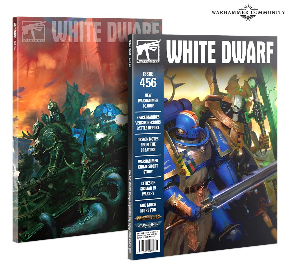 White Dwarf Issue 456 | Darkhold Games