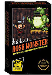 BOSS MONSTER - THE DUNGEON BUILDING CARD GAME | Darkhold Games