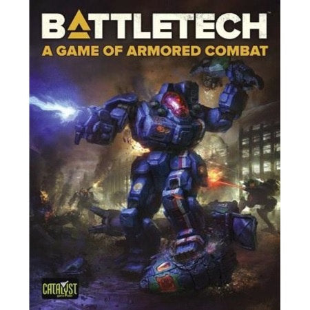 BATTLETECH GAME OF ARMORED COMBAT | Darkhold Games