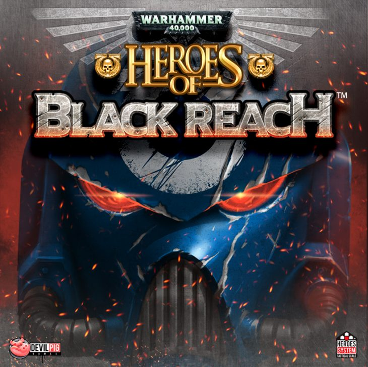 Warhammer 40,000 Heroes of Black Reach | Darkhold Games